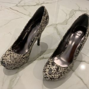 Gorgeous High Heels Leopard Style